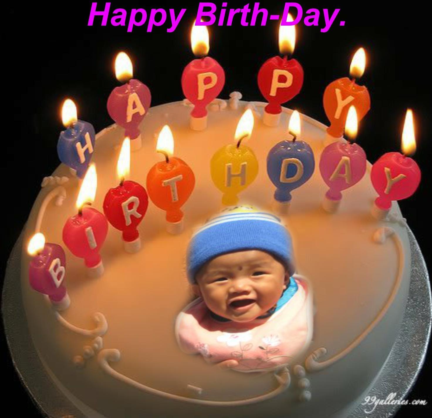 Imikimi Zo - Picture Frames - Happy Birth-Day Nepali frame - ngima108