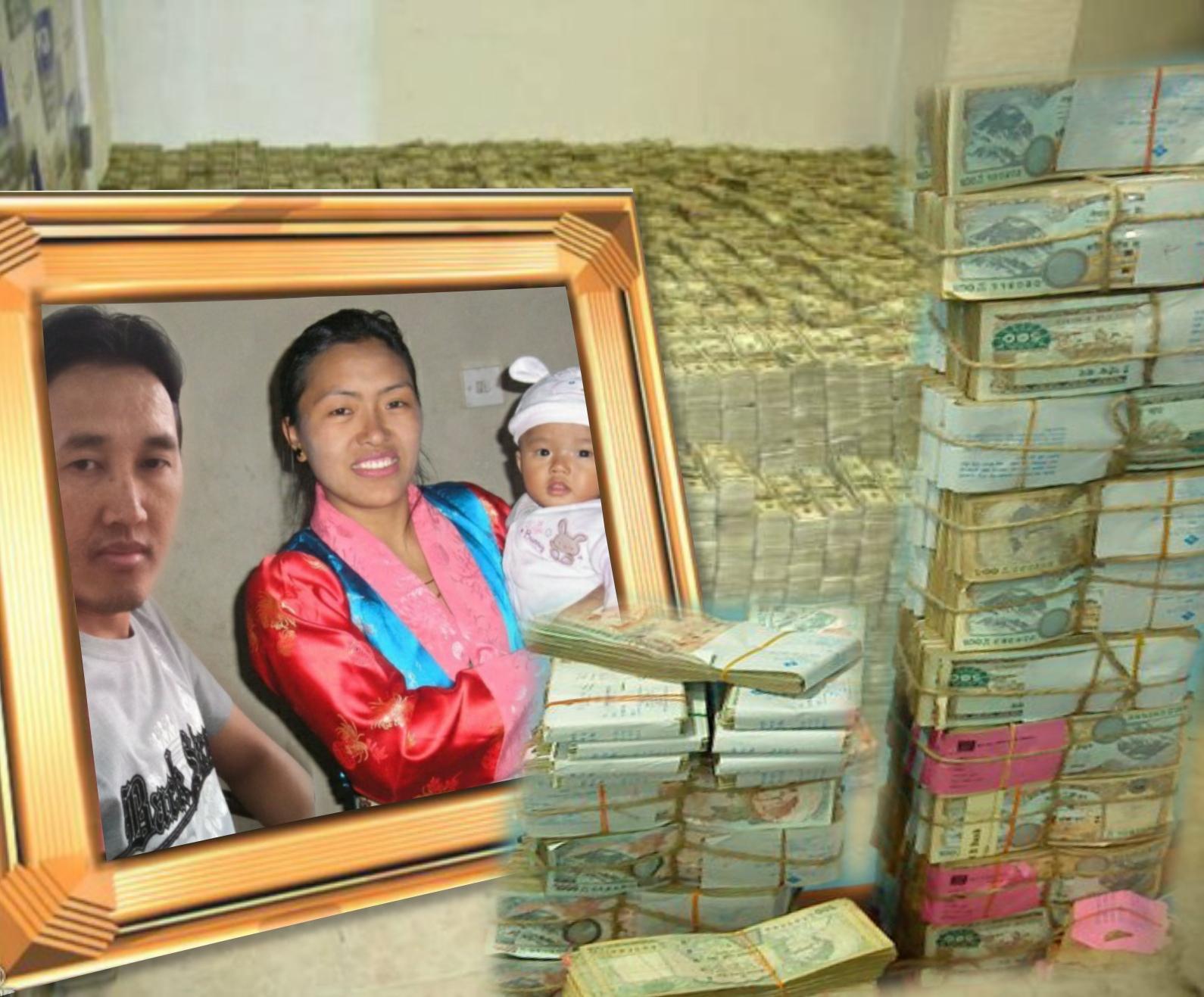 ngima108\'s Picture Frames - 2011 June - Nepali Rupee frame. Solu ko ...