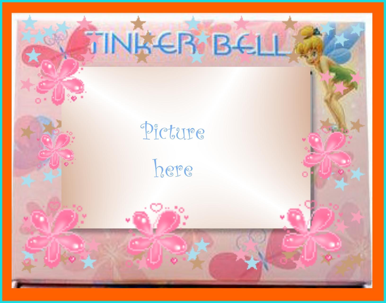 Imikimi Zo - Babie Frames - tinkerbell frame #Lornaunabia #babies ...