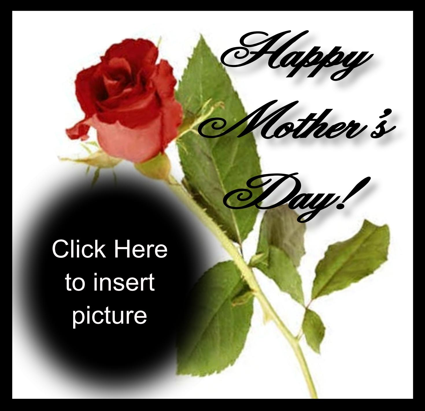Imikimi Zo - Spring Holiday Frames - 2007 - Happy Mother\'s Day ...
