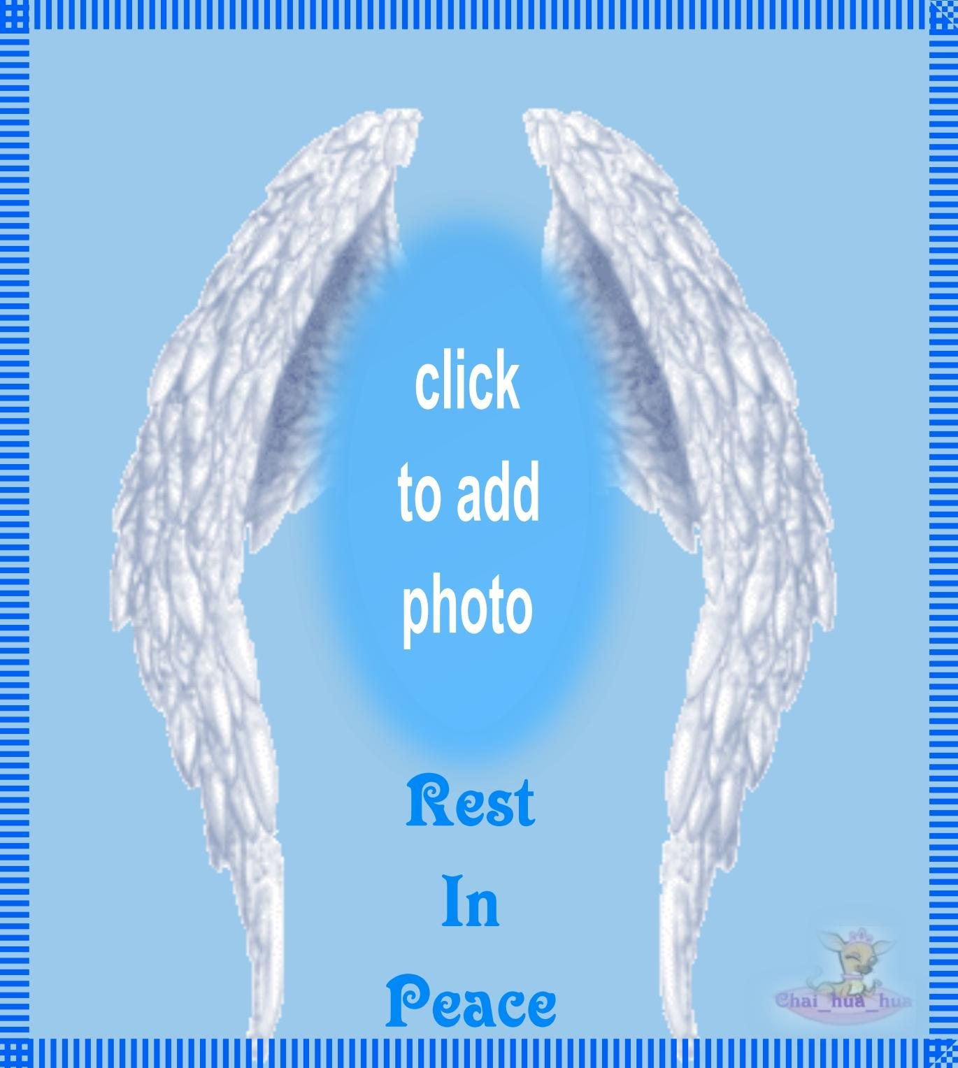 Rest in peace frames for pictures frame design reviews rest in peace imikimi com source frames 2008 r i p animated angel wings r i p animated angel wings jeuxipadfo Gallery