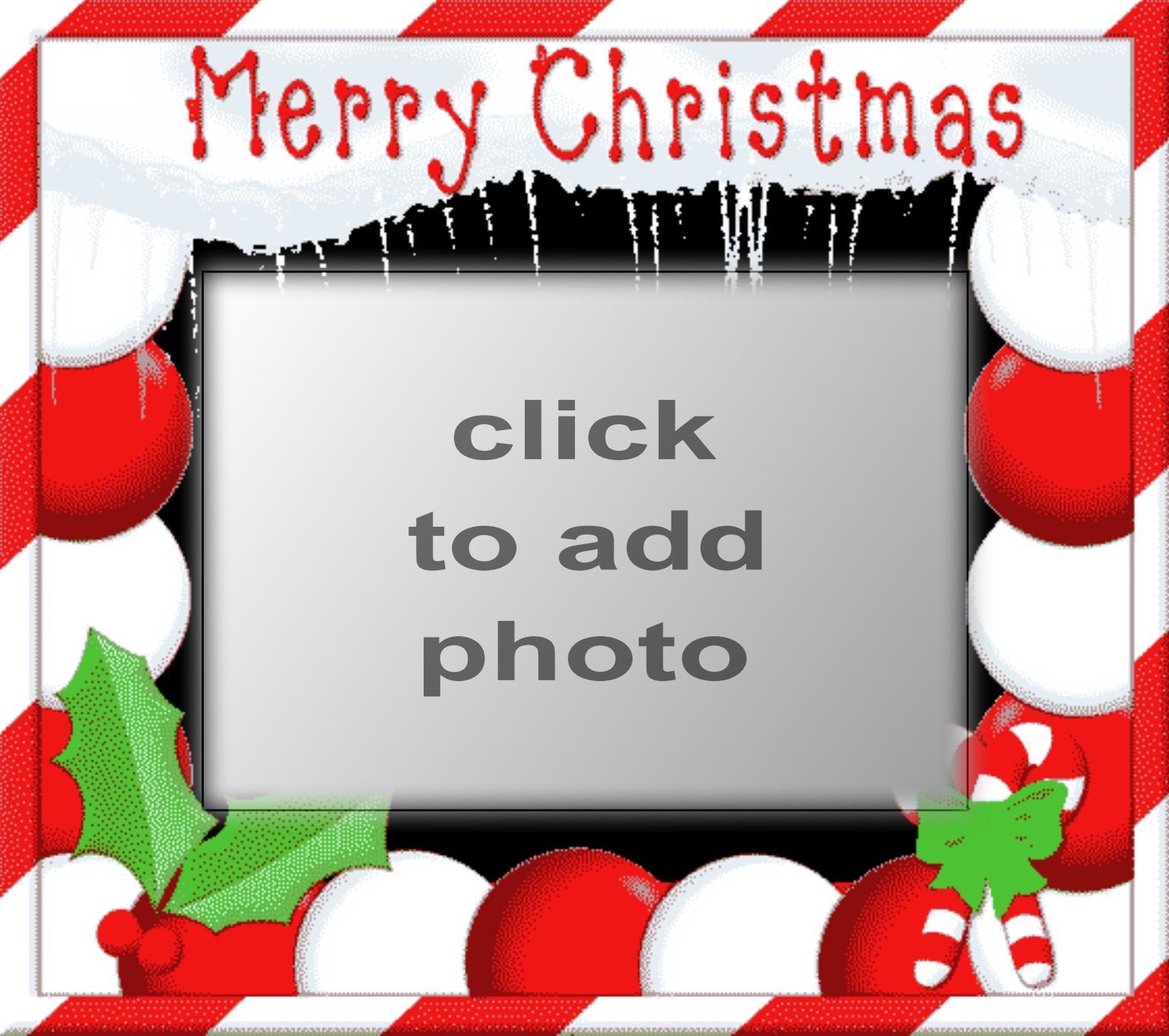 susanna37\'s Christma Frames - 2009 - Merry #Christmas Frame Holiday ...