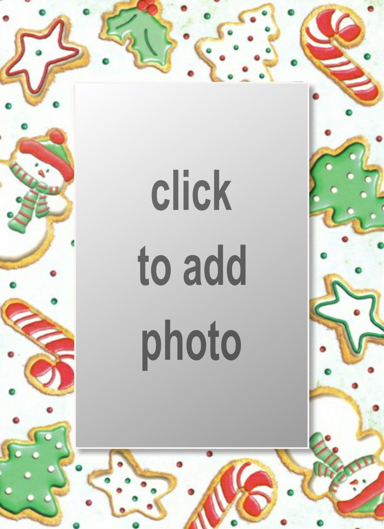 Angelbaby_2978\'s Christma Frames - 2008 November - #Christmas Cookie ...
