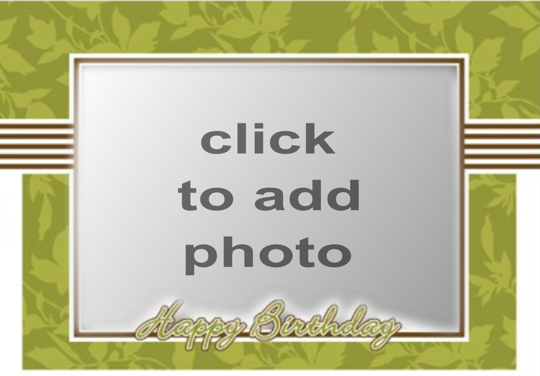 Imikimi Zo - Special Day Frames - 2008 - 2009 - Happy Birthday Photo ...