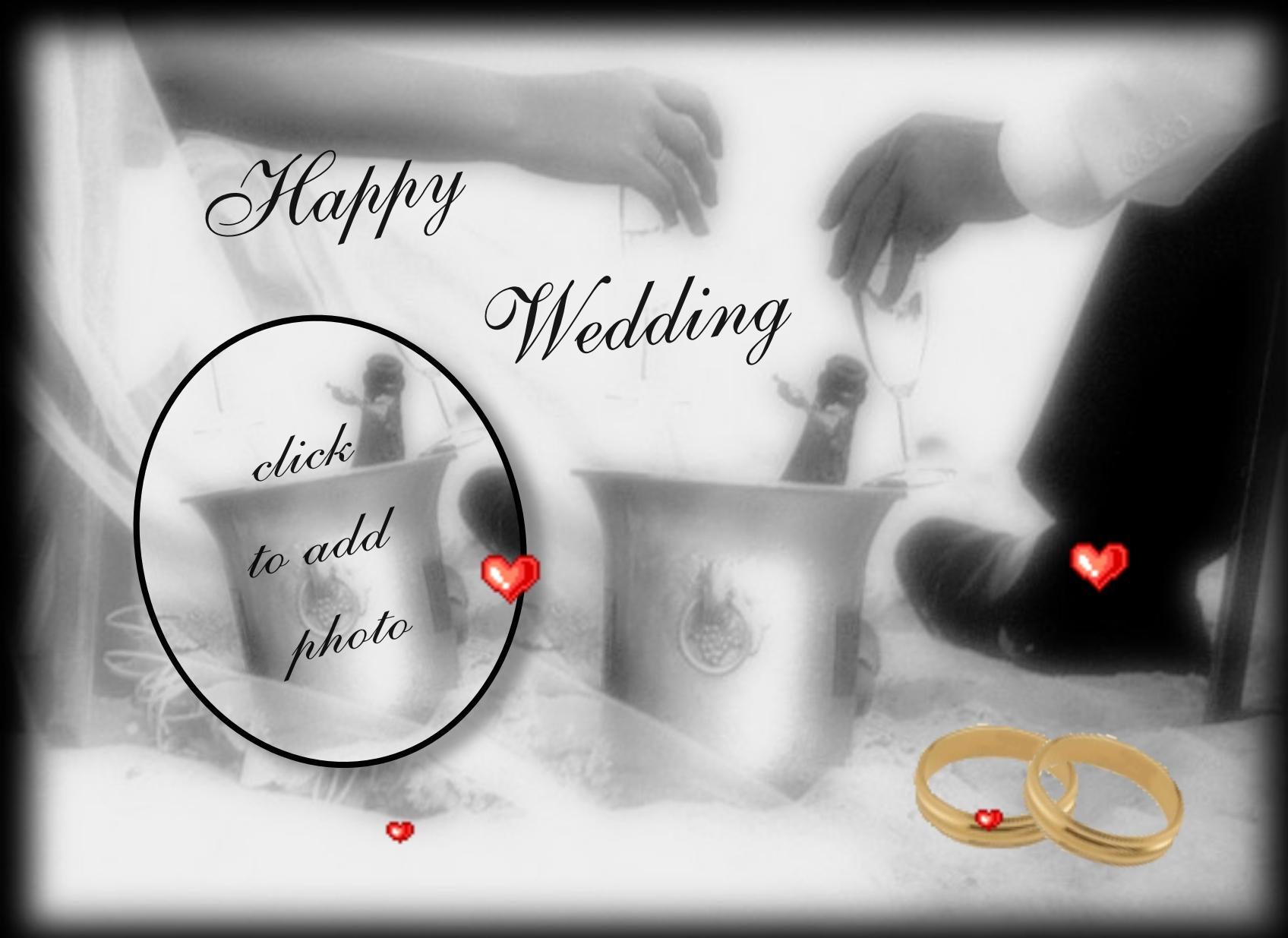 Imikimi Zo - Marriage Frames - Happy Wedding love lover friend ...