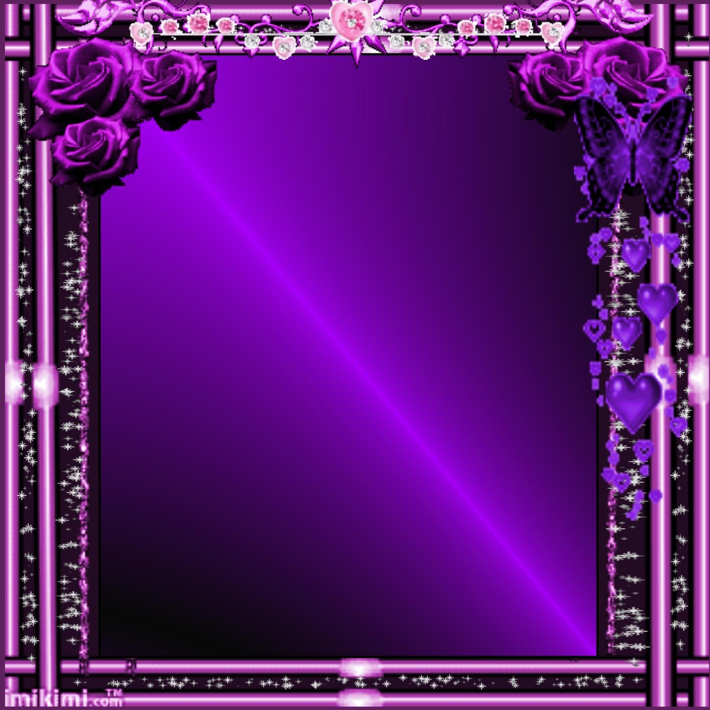 Imikimi Zo - Picture Frames - 2007 - 2008 - Purple My Frame ...
