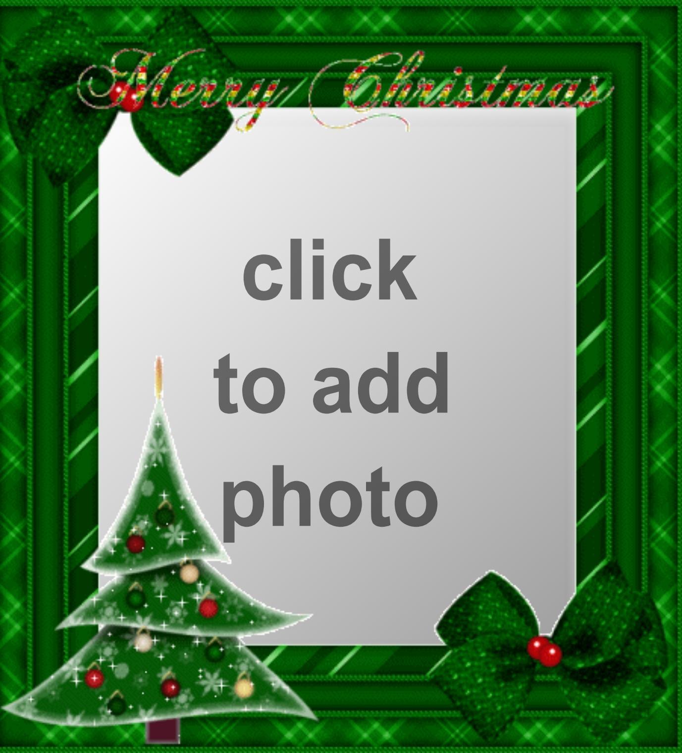 Imikimi Zo - Christma Frames - green tree #Beerchic40 #christmas ...