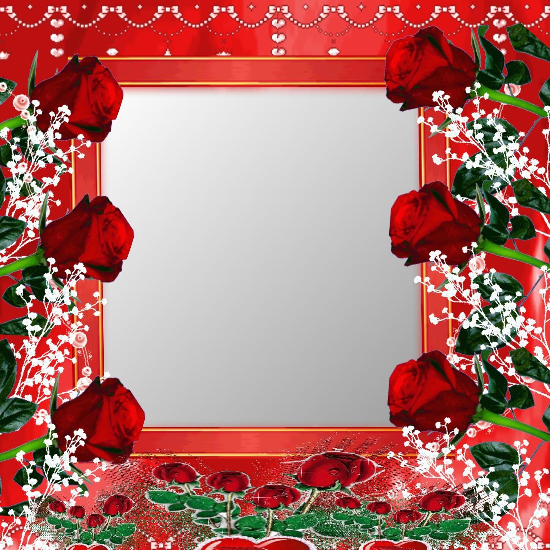 Imikimi Zo - Valentine\'s Day Frames - rosas rojas #Esamary69 ...