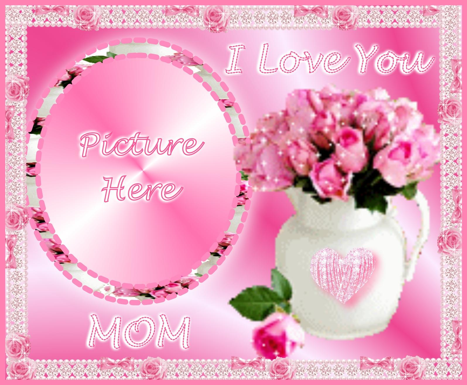 Imikimi Zo - Mom and Dad Frames - I Love You Mom animated beautiful ...